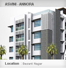 Besant Nagar residential project